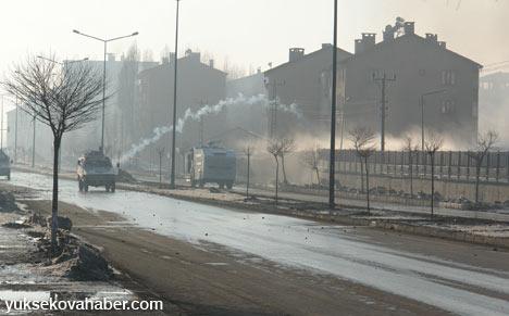 Yüksekova'da 15 Şubat gerginliği 5