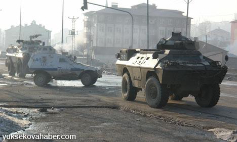 Yüksekova'da 15 Şubat gerginliği 8