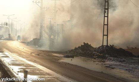 Yüksekova'da 15 Şubat gerginliği 9