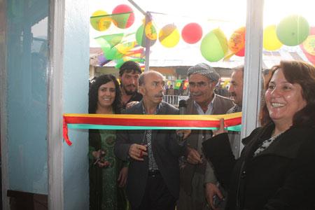 BDP Şemdinli'de seçim bürosu açtı! 17