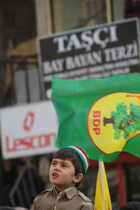 BDP Şemdinli'de seçim bürosu açtı! 23