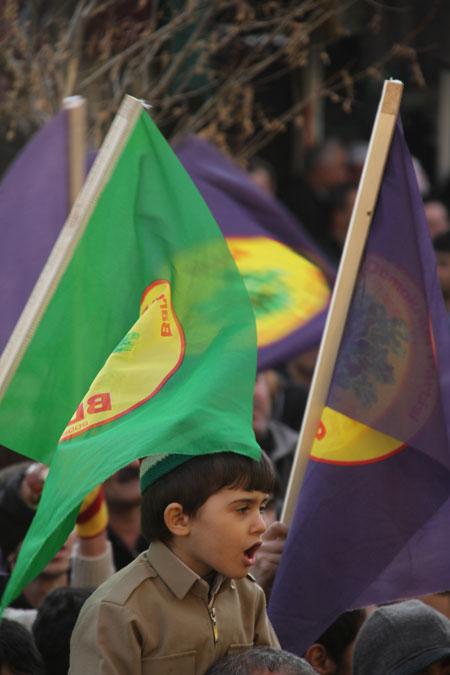 BDP Şemdinli'de seçim bürosu açtı! 26