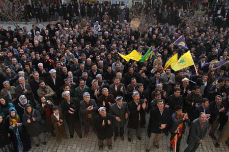 BDP Şemdinli'de seçim bürosu açtı! 35