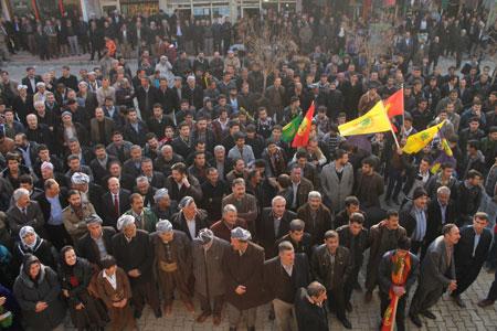 BDP Şemdinli'de seçim bürosu açtı! 6