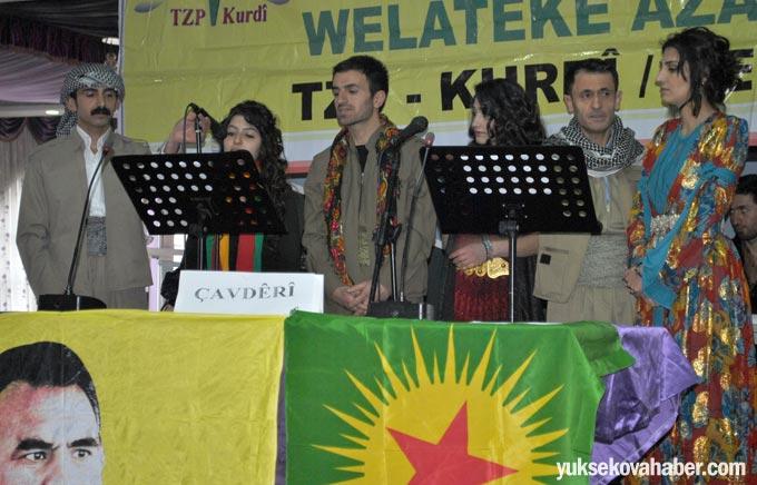Kürtçe bilgi yarışması yoğun ilgi gördü 12