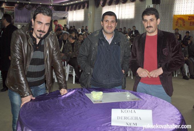 Kürtçe bilgi yarışması yoğun ilgi gördü 13
