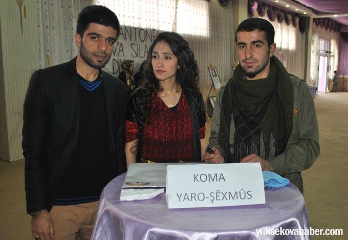Kürtçe bilgi yarışması yoğun ilgi gördü 14