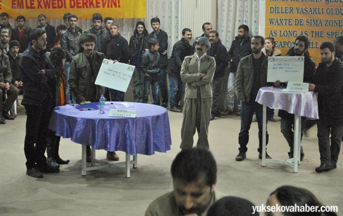 Kürtçe bilgi yarışması yoğun ilgi gördü 22