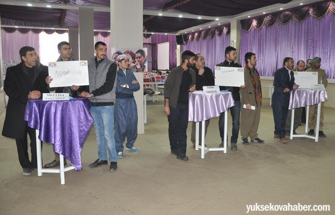 Kürtçe bilgi yarışması yoğun ilgi gördü 30