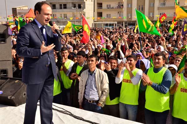 Osman Baydemir: Halkın avukatlığını yapacağız 12