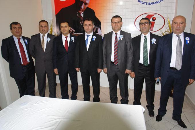 Vergi haftası Yüksekova'da kutladı 5