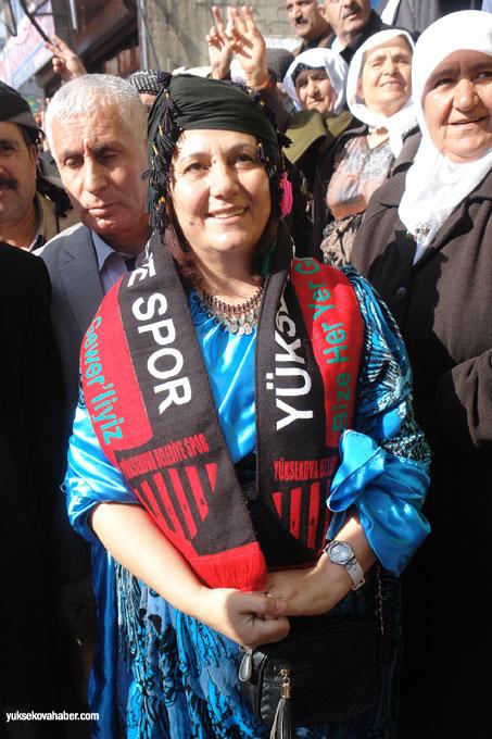 Yüksekova'da seçim bürosu açılışı 6