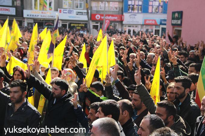 BDP Hakkari'de seçim bürosu açtı 21