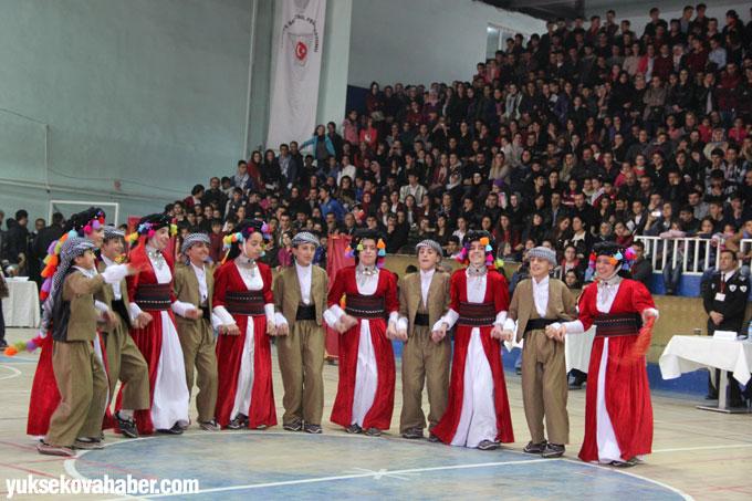 Halk oyunları yarışması sonuçlandı 98