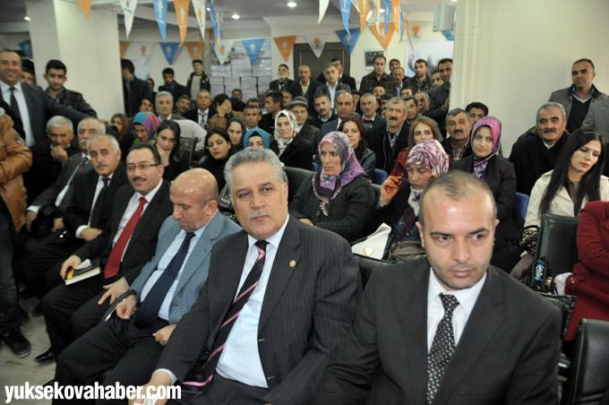 Tarım Bakanı Mehdi Eker Hakkari'de 12