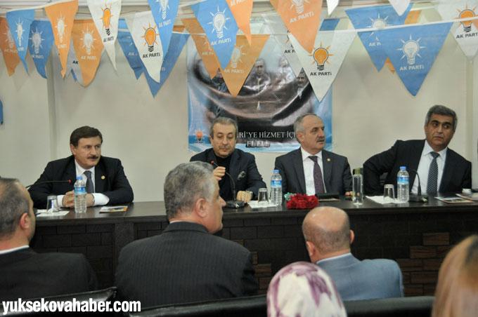 Tarım Bakanı Mehdi Eker Hakkari'de 17