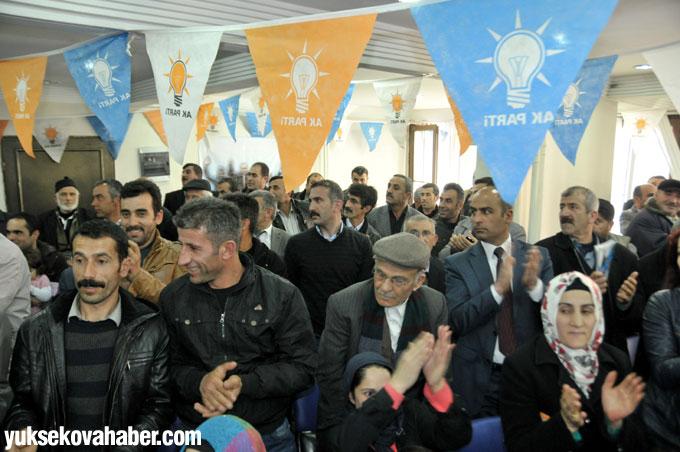 Tarım Bakanı Mehdi Eker Hakkari'de 19