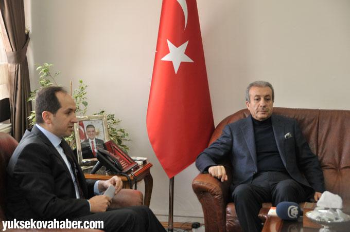 Tarım Bakanı Mehdi Eker Hakkari'de 4