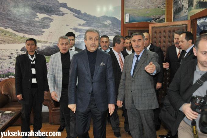 Tarım Bakanı Mehdi Eker Hakkari'de 7