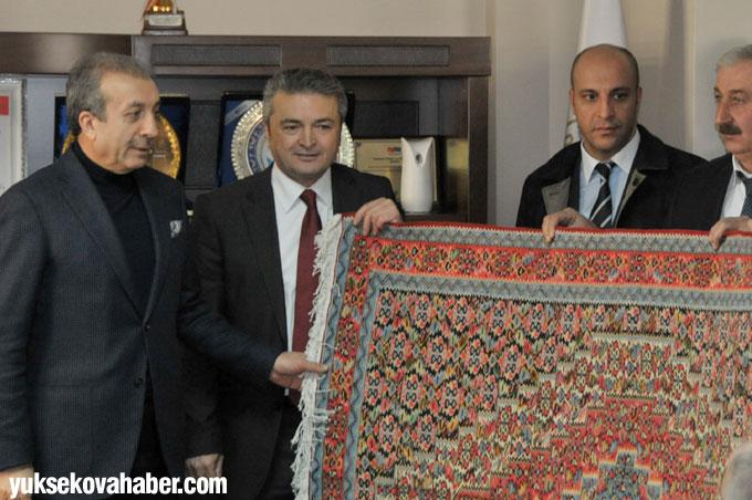 Tarım Bakanı Mehdi Eker Hakkari'de 9