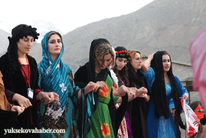 Şemdinli'de 8 Mart kadınlar günü kutlandı 28