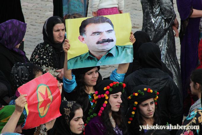 Şemdinli'de 8 Mart kadınlar günü kutlandı 32