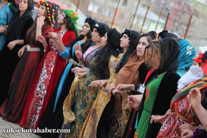 Şemdinli'de 8 Mart kadınlar günü kutlandı 4
