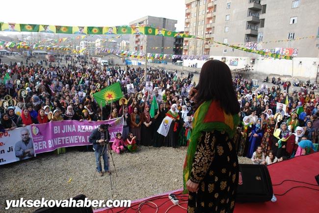 Yüksekova'da 8 Mart kadınlar günü kutlandı 17