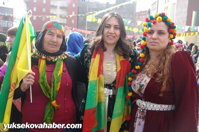 Yüksekova'da 8 Mart kadınlar günü kutlandı 21