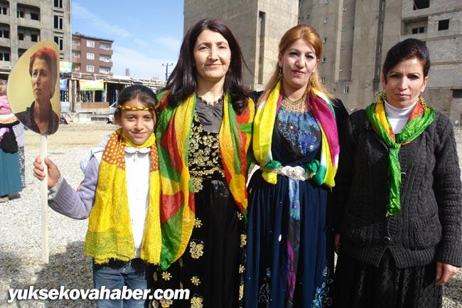 Yüksekova'da 8 Mart kadınlar günü kutlandı 22