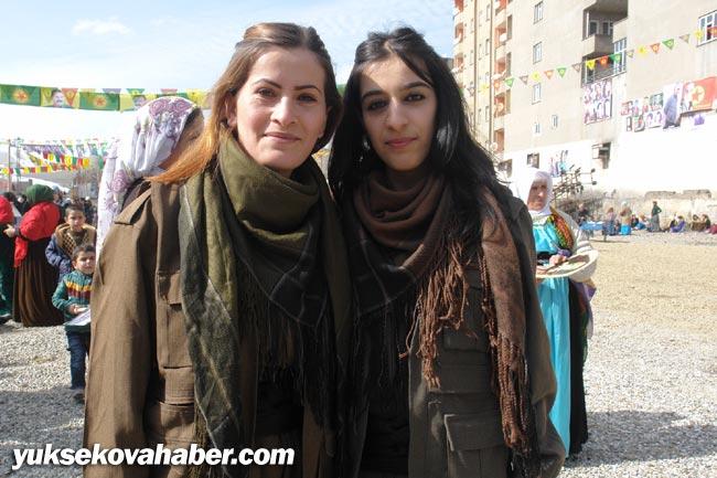 Yüksekova'da 8 Mart kadınlar günü kutlandı 23