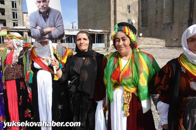 Yüksekova'da 8 Mart kadınlar günü kutlandı 24