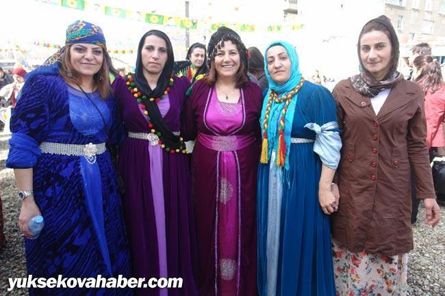 Yüksekova'da 8 Mart kadınlar günü kutlandı 27