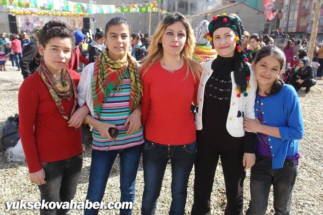 Yüksekova'da 8 Mart kadınlar günü kutlandı 29