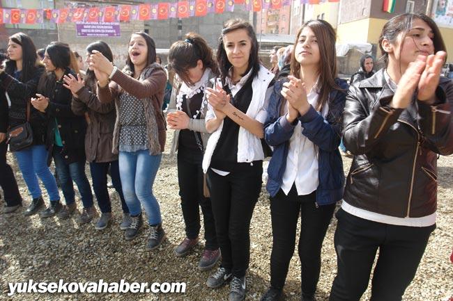 Yüksekova'da 8 Mart kadınlar günü kutlandı 33