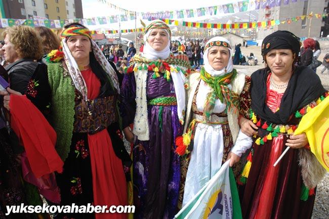 Yüksekova'da 8 Mart kadınlar günü kutlandı 35