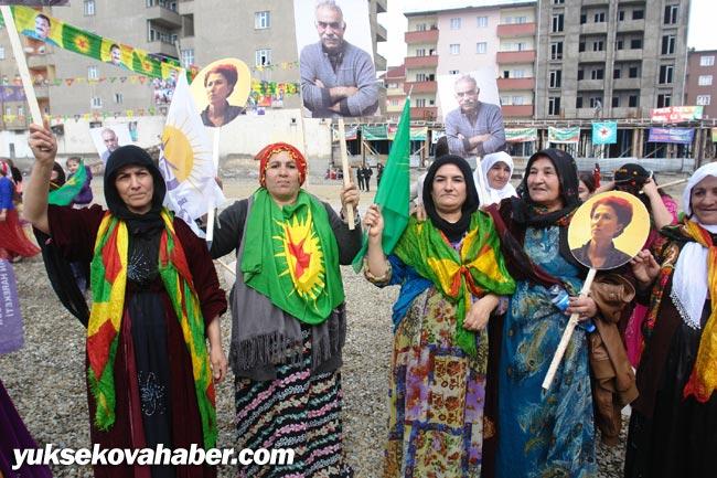 Yüksekova'da 8 Mart kadınlar günü kutlandı 4