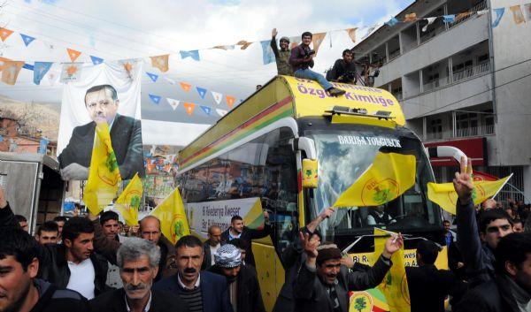 BDP'nin Diyarbakır mitingi 13