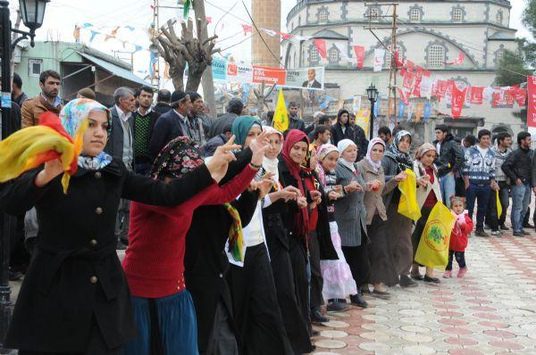 BDP'nin Diyarbakır mitingi 14