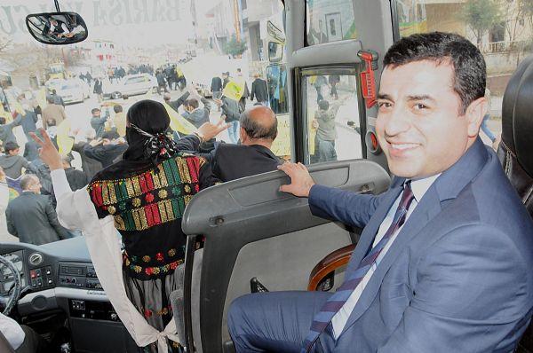 BDP'nin Diyarbakır mitingi 16