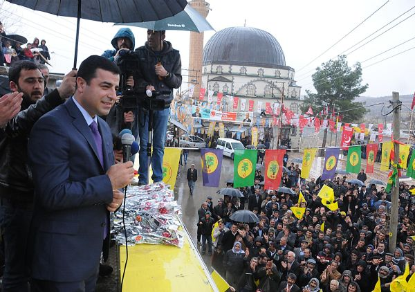 BDP'nin Diyarbakır mitingi 18
