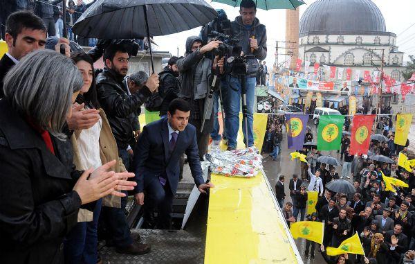 BDP'nin Diyarbakır mitingi 19
