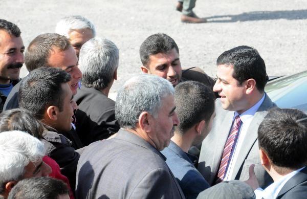 BDP'nin Diyarbakır mitingi 2