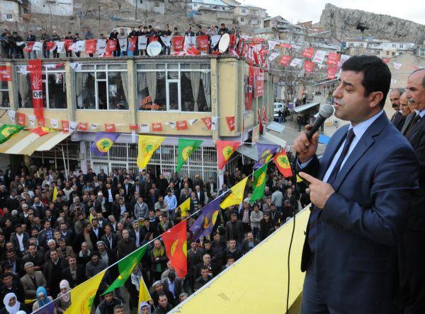 BDP'nin Diyarbakır mitingi 23