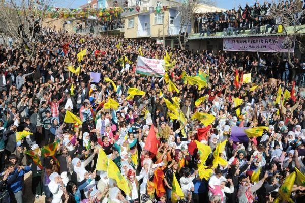 BDP'nin Diyarbakır mitingi 4