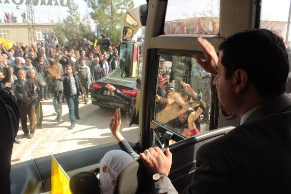 BDP'nin Diyarbakır mitingi 6