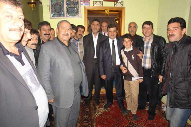 BDP köylerde seçim çalışmalarına devam ediyor 23