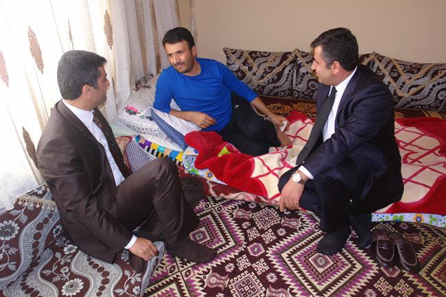 BDP köylerde seçim çalışmalarına devam ediyor 8