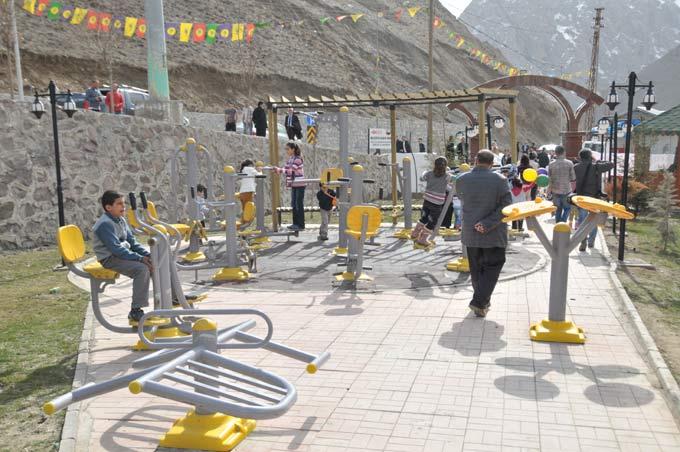 Surma Xanım Parkı açıldı 20