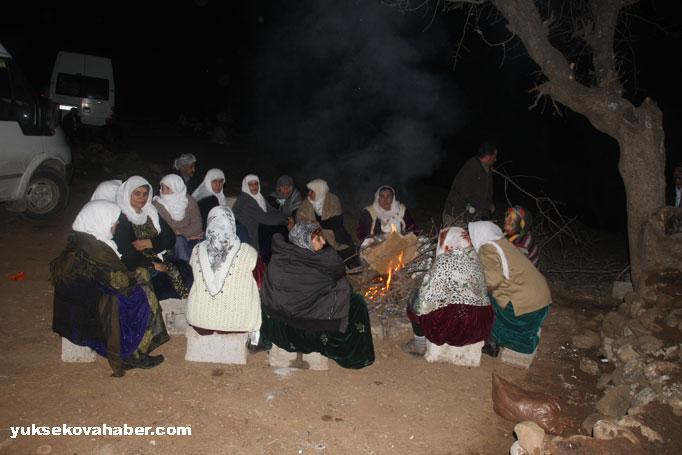 İlk Newroz ateşi Derecik'te yakıldı 2